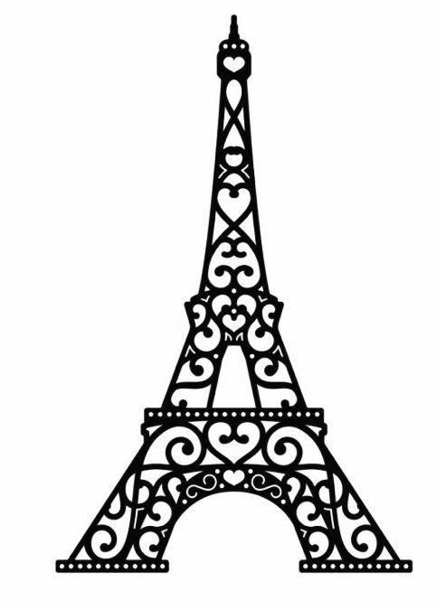 Paris Silhouette