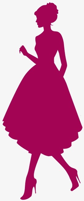 273x655 The Elegant Paris Woman Silhouette, Elegant, Beauty, Beauty