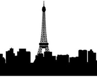 340x270 Paris Clipart Paris Skyline Clipart Many Interesting Cliparts