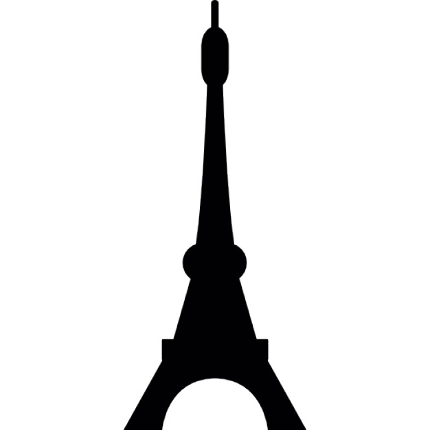 626x626 Eiffel Tower Icons Free Download