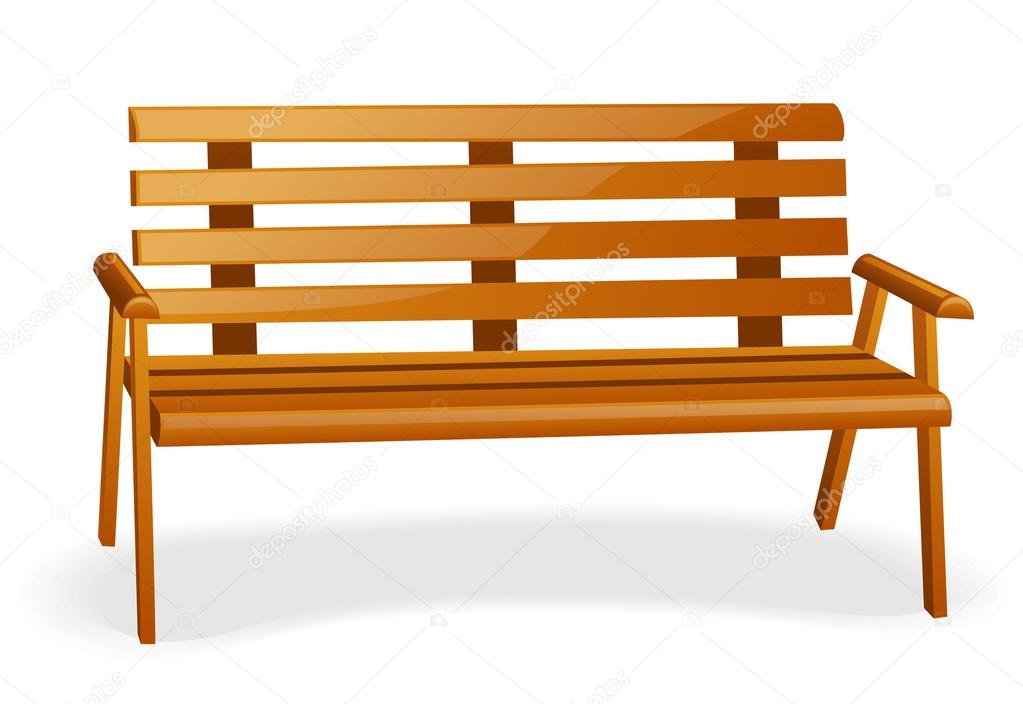 1023x704 Park Bench Clipart Collection