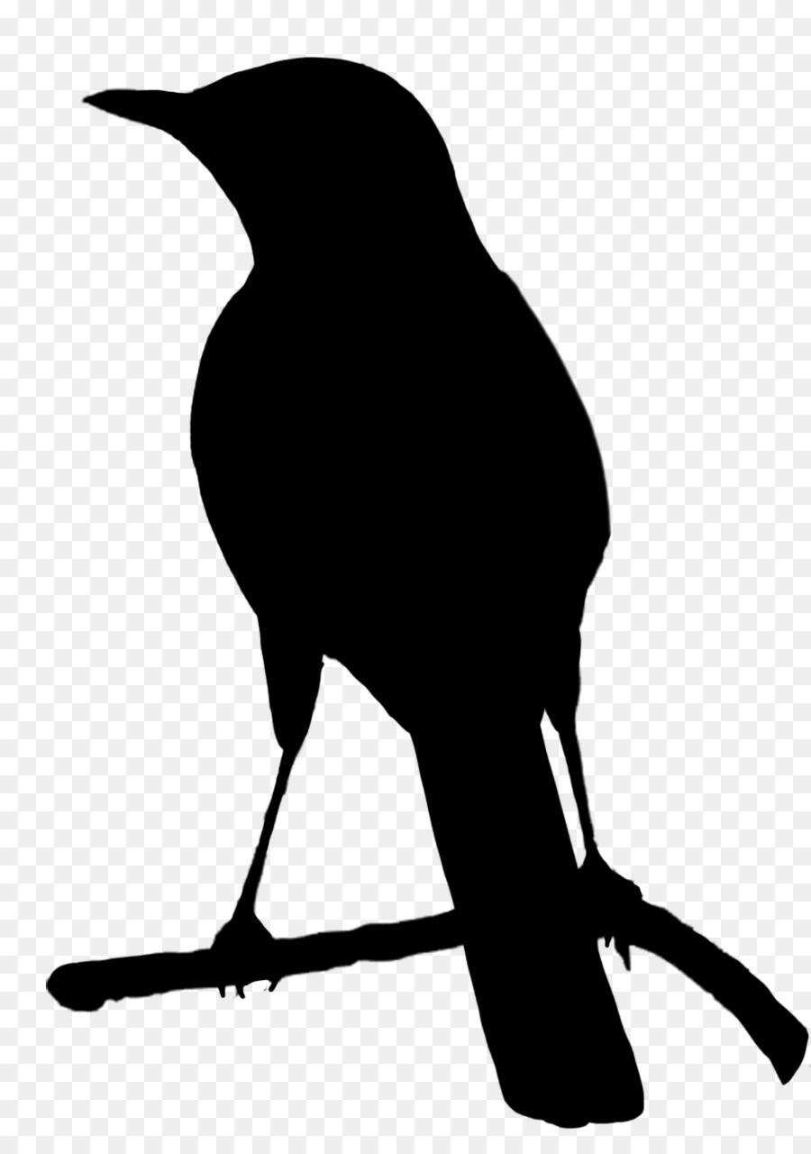 900x1280 Bird Crows Parrot Silhouette Clip Art