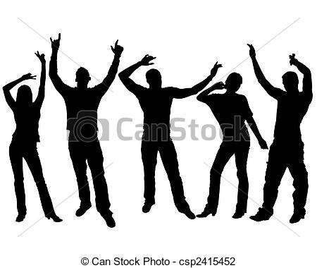 450x380 Party People Clip Art Vector Graphics. 51,208 Party People Eps