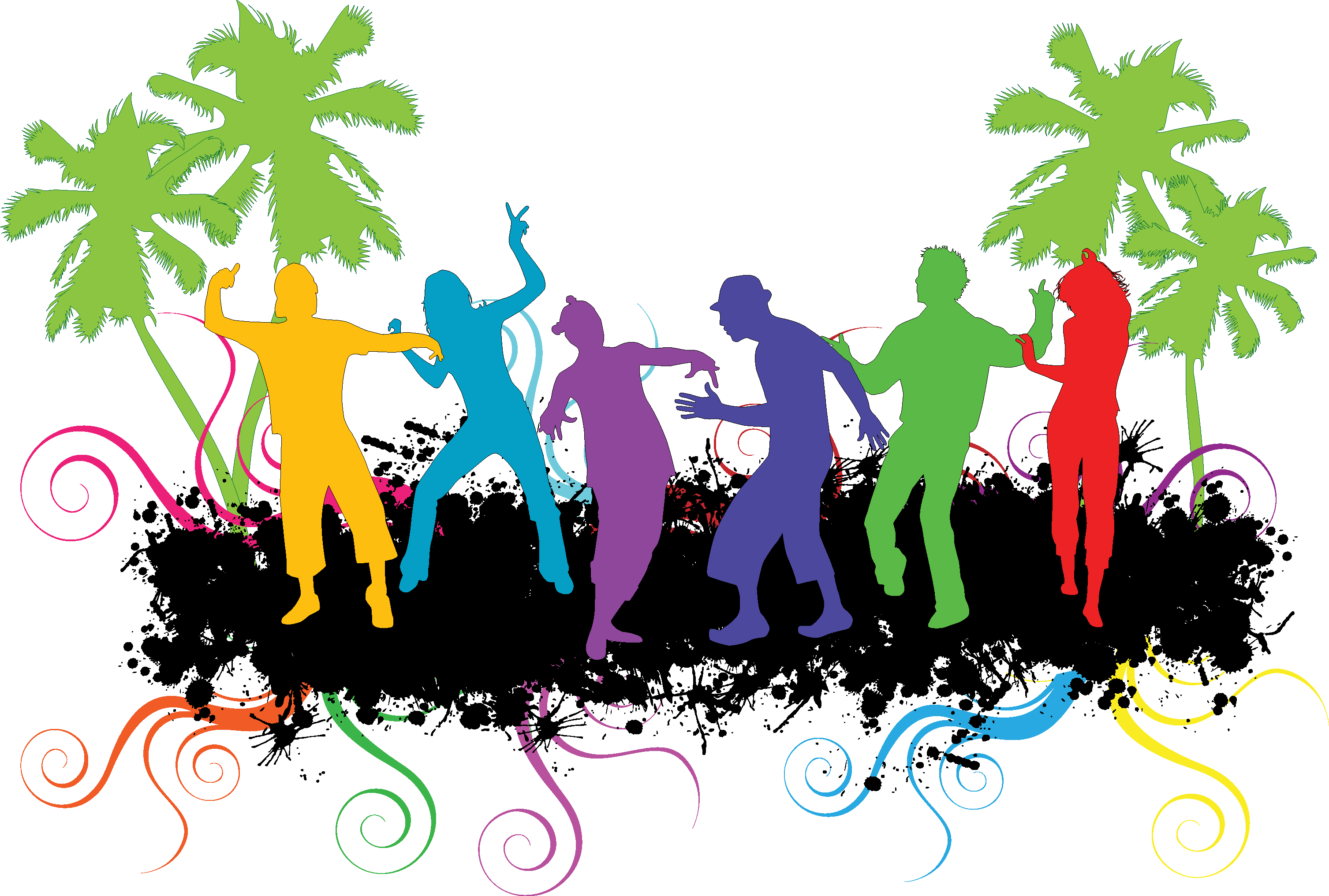 3014x2033 Party 03 Vector Eps Free Download, Logo, Icons, Clipart