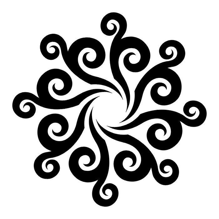 Pattern Silhouette
