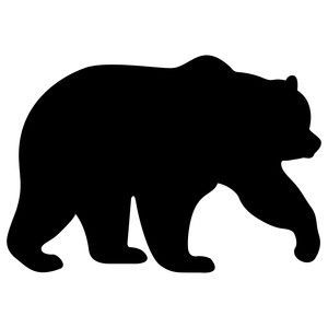 300x300 Image Result For Bear Silhouette House Warming Ideas