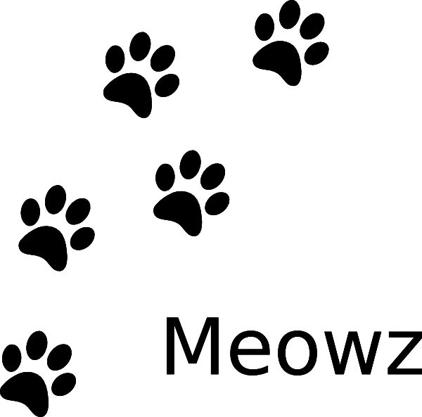 paw print silhouette at getdrawings com free for personal use paw rh getdrawings com  panther paws clipart