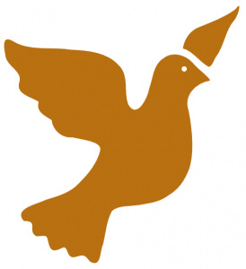 274x300 Peace Dove Clip Art Download
