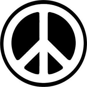 Peace Silhouette