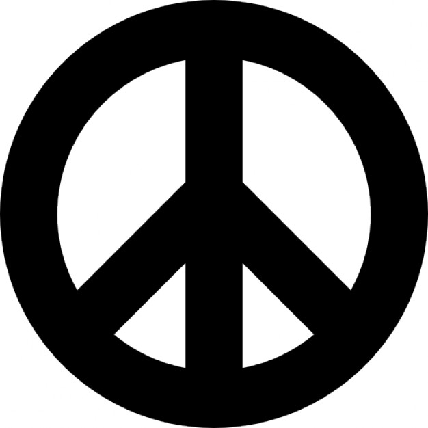 626x626 Peace Symbol Icons Free Download