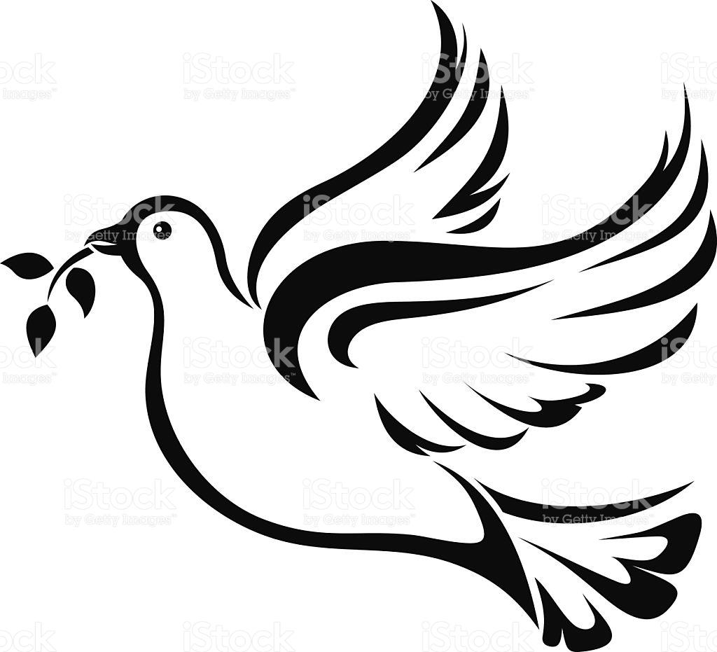 1024x931 Resultado De Imagen Para Dove Bird Peace Clipart Santo