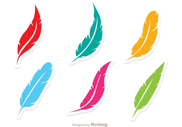 700x490 Feather Free Vector Art