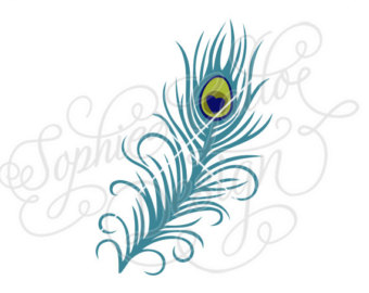 340x270 Peacock Svg Etsy