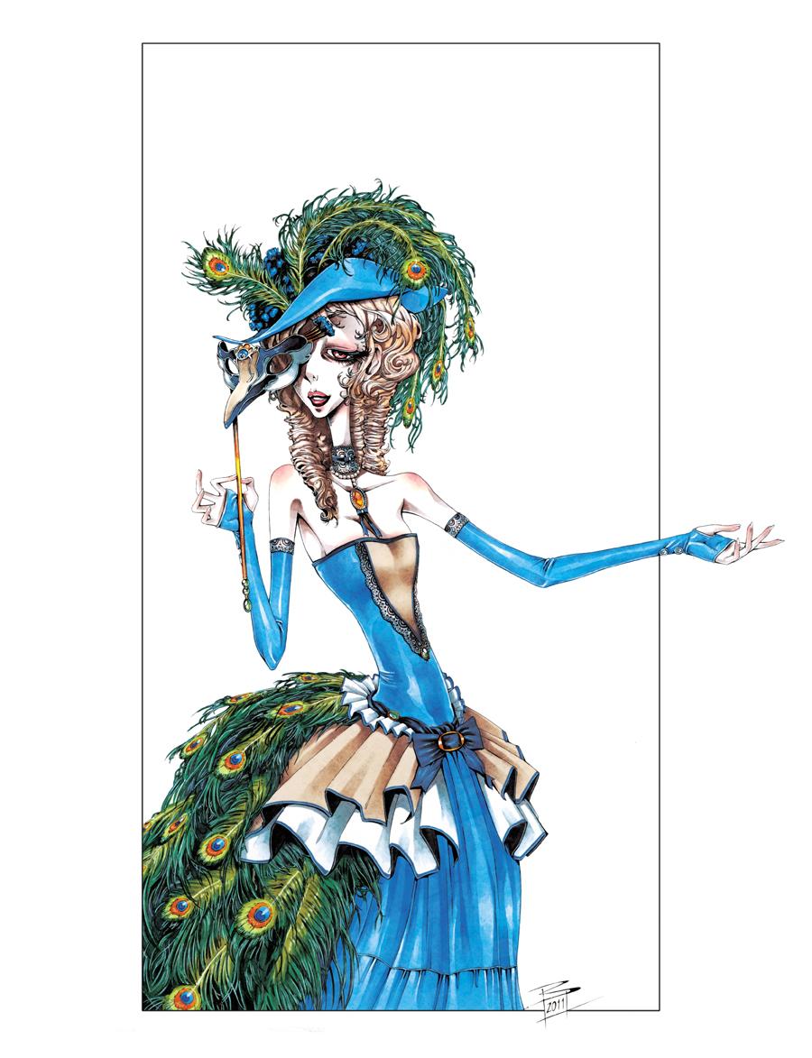 900x1173 Lady Doll