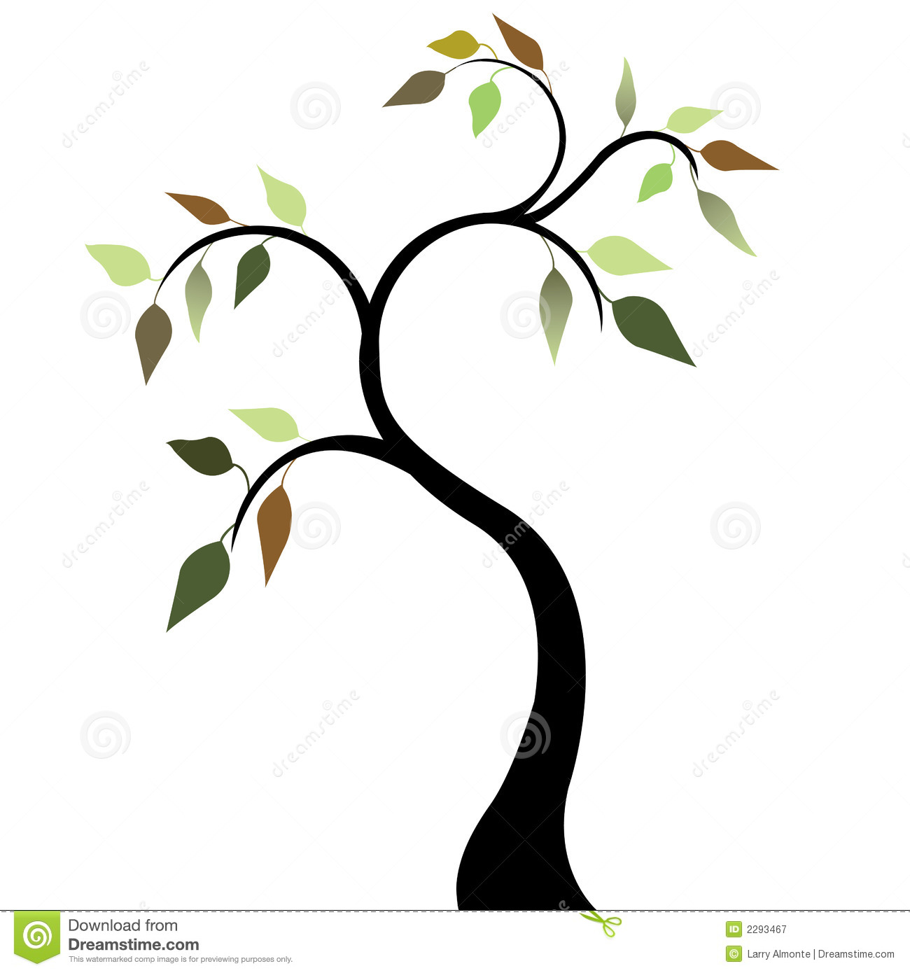 1300x1390 Simple Tree Without Leaves Clipart