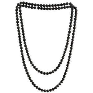 300x300 Tiny Black Pearl Necklace