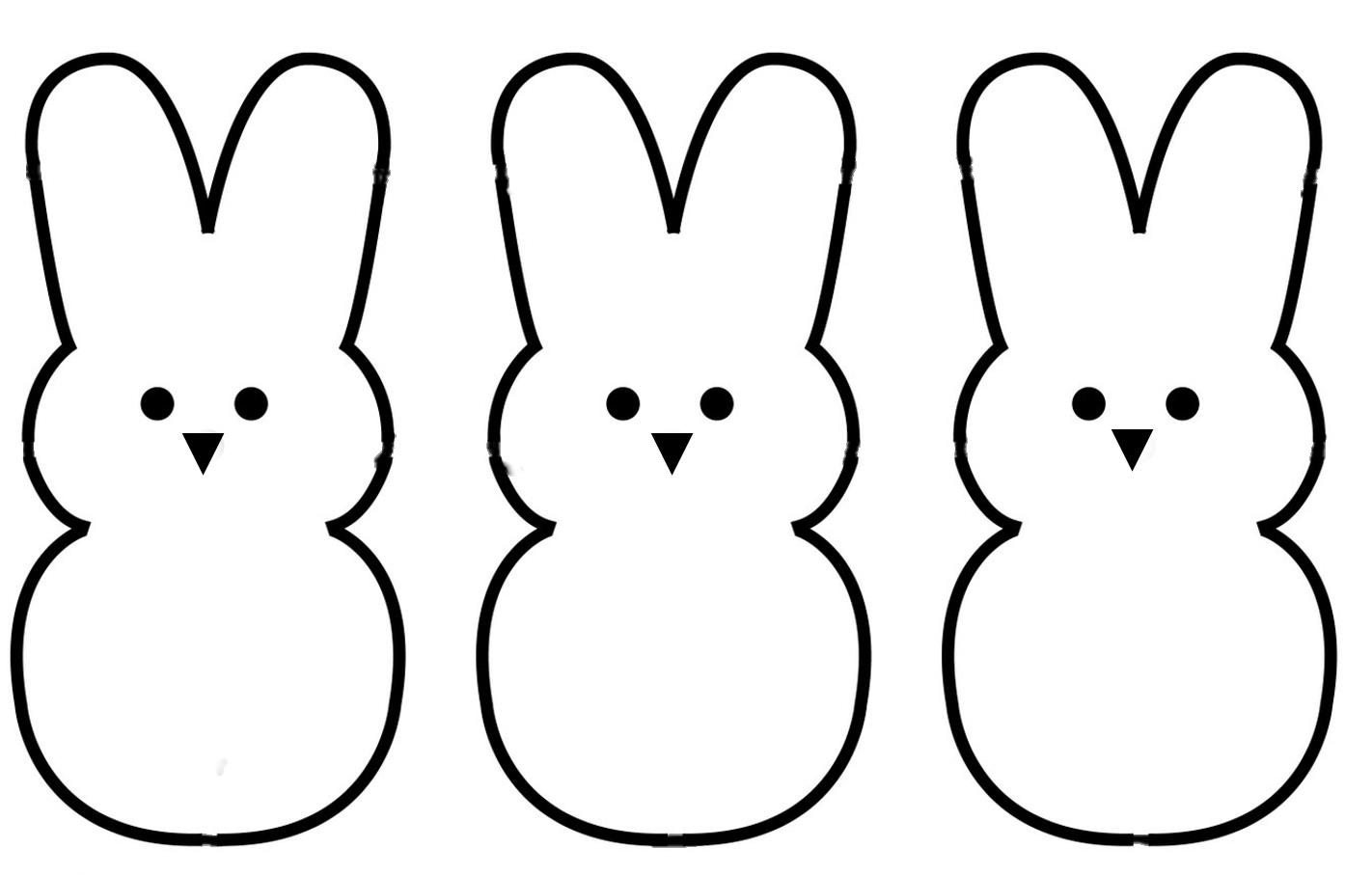 peeps silhouette at getdrawings com free for personal use peeps rh getdrawings com easter peeps clipart peeps clipart black and white