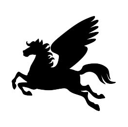Pegasus Silhouette