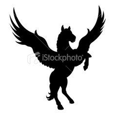 236x236 Mythological Horses Pegasus Mythischen Pferd