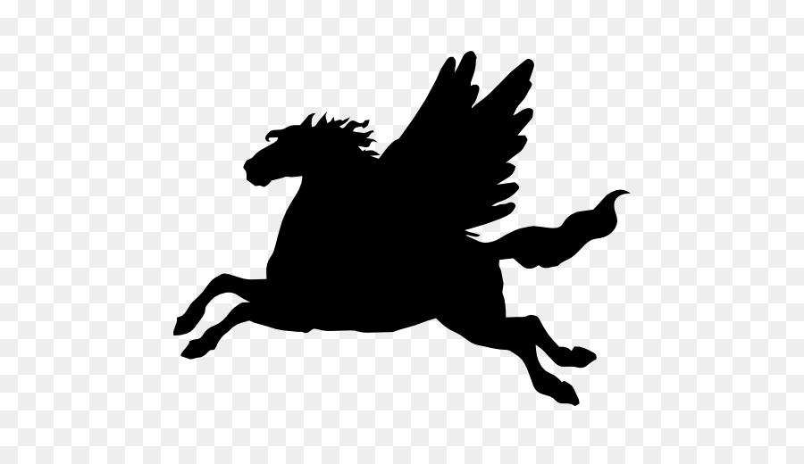 900x520 Horse Pegasus Silhouette Computer Icons