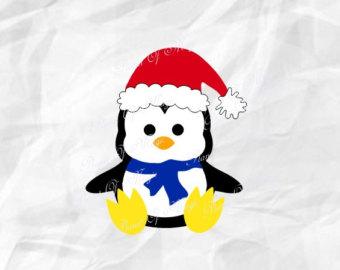 340x270 Penguin Silhouette Etsy