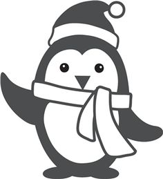 236x259 In Love, Cartoon Penguin, Penguin Silhouette, Clip Art, Silhouette