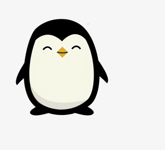 530x481 Cartoon Penguin, Hand Drawn Penguin, Antarctic Penguins, Penguin