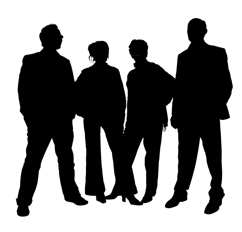 People Clipart Silhouette
