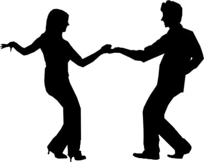 400x318 People Dancing Silhouette 2 Psd9850