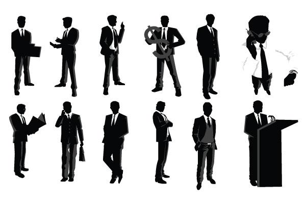 people silhouette clip art at getdrawings com free for personal rh getdrawings com