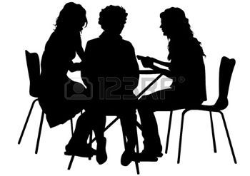 350x247 Sitting Cafe Cliparts, Stock Vector And Royalty Free Sitting