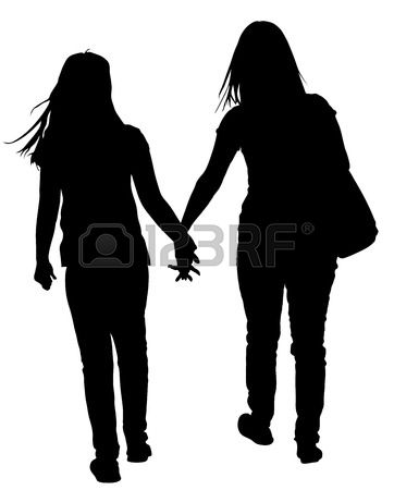 362x450 Two Men Walking Hand Hand Clipart Amp Two Men Walking Hand