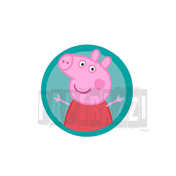570x568 Peppa Pig Svg Electronic Cutting Files For Cricut Design Space