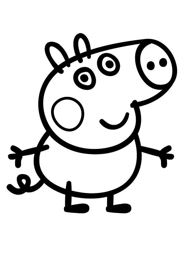 595x842 Dessin Peppa Pig 13 Peppa Pig