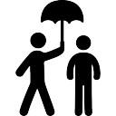 128x128 Man Umbrella Vectors, Photos And Psd Files Free Download