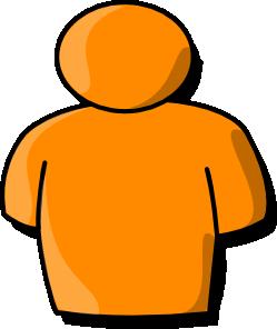 249x296 Orange Person Clip Art