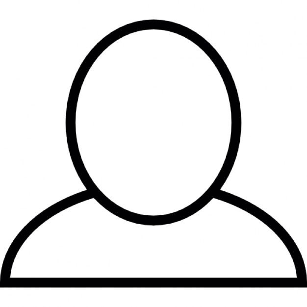 Person Silhouette Outline At Getdrawings Com Free For