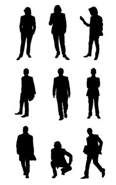 236x377 Man Sitting Silhouette Vector Graphicssilhouette Clip Art Photog