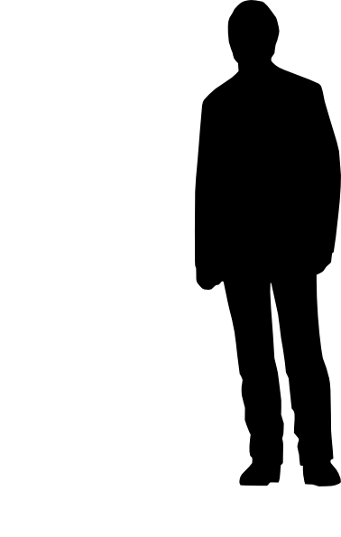 378x595 Free Vector Person Clip Art