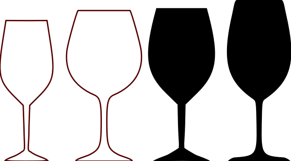 600x332 Wine Clipart Images For Personal Use