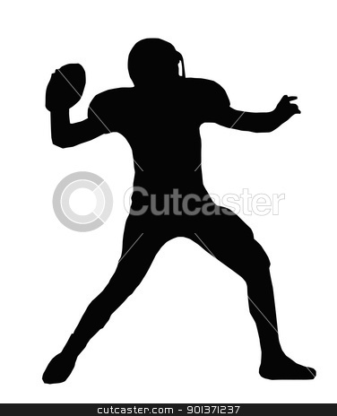 376x464 Free Football Silhouette Cliparts, Hanslodge Clip Art Collection