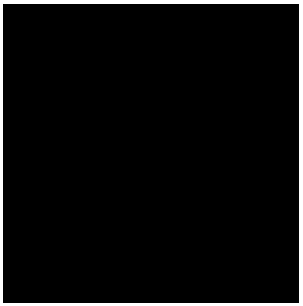 591x598 Dog Silhouette