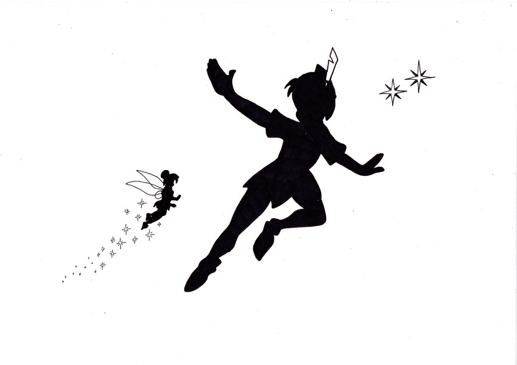 1024x722 Peter Pan Tattoo Two By Ramonkun