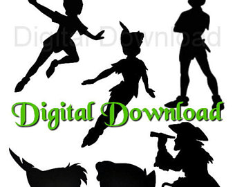 340x270 Peter Pan Svg Etsy