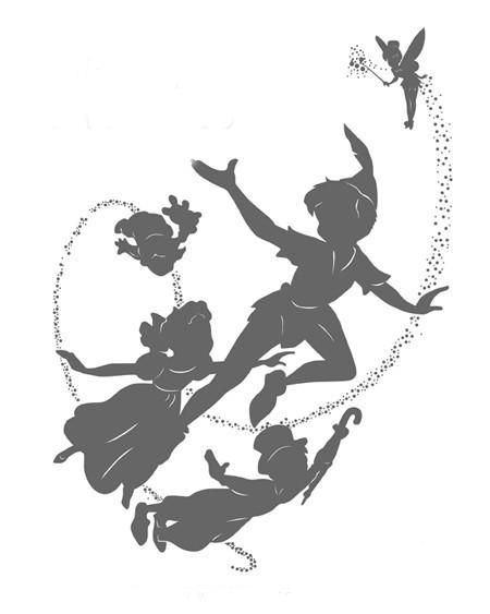 450x563 Peter Pan Ink Ideas ) Peter Pans, Cricut