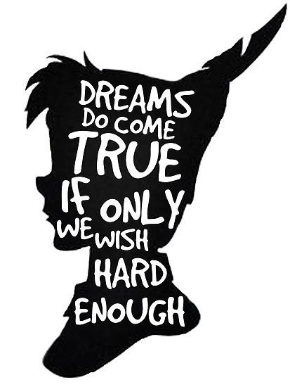 413x550 Svg, Disney, Dreams Do Come True If Only We Wish Hard Enough