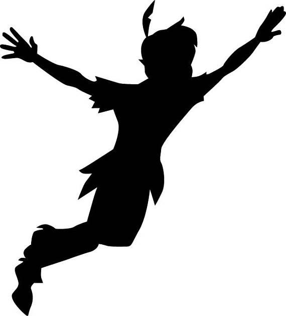 570x630 Peter Pan Svg Peter Pan Vector Peter Pan Clipart Peter