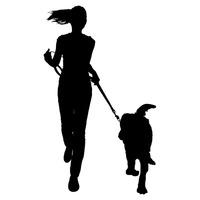 200x200 Dog Dogs Mammal Mammals Animal Animals Silhouette Silhouettes