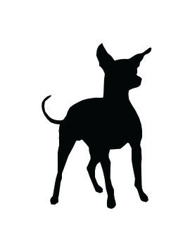 270x330 Pets Clipart Silhouette Collection