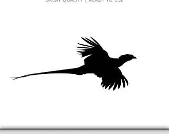 340x270 Pheasant Clip Etsy